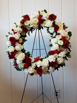 Peaceful Reflection Wreath